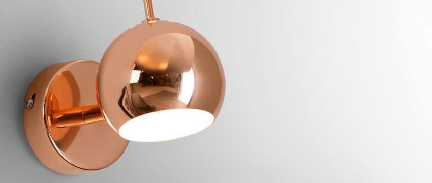 Light Up Your Space With Wall Lamps