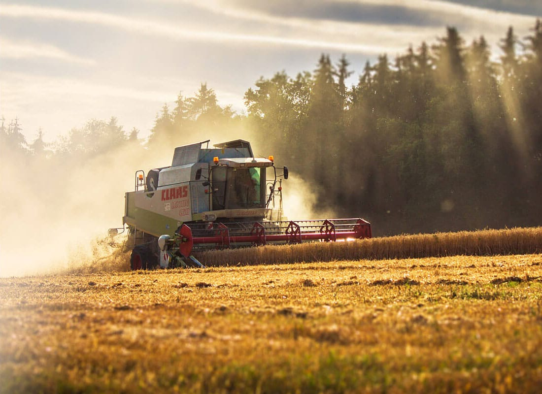 Agricltural machinery