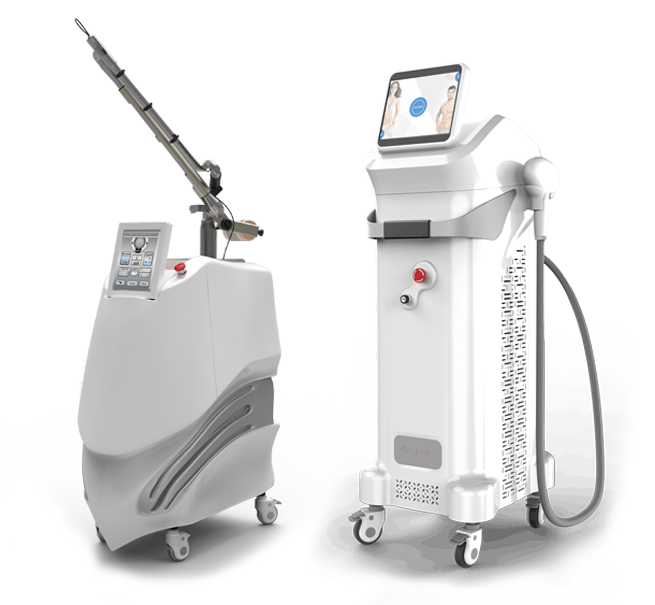 infinity Diode Laser Hair Removal